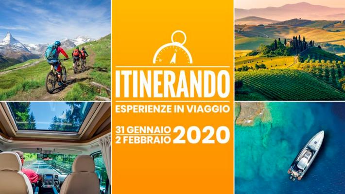 Itinerando 2020 a Padova la prima fiera di turismo esperenziale
