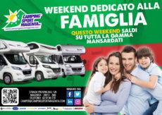 Camping Sport Magenta fine settimana dedicato alla famiglia