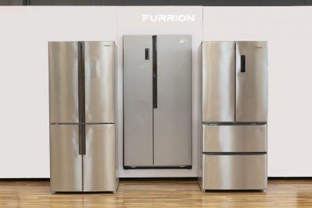 Furrion lancia nuova gamma di frigoriferi per camper e caravan