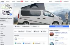 Camper Censimento Pagine e Gruppi su Facebook