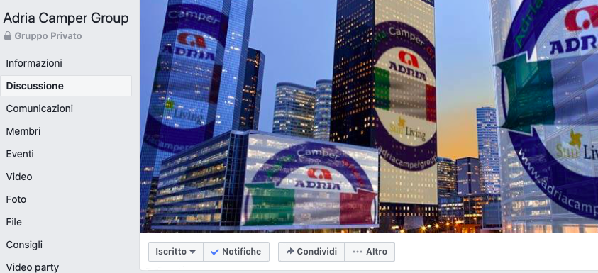 ADRIA Camper Group