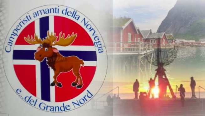 Camperisti amanti della Norvegia e... del Grande Nord