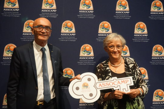 Ester Bordino nuovo Presidente Assocamp