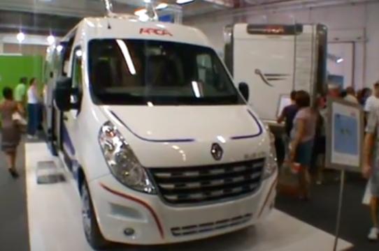 ARCA Blue Van il camper puro che ha fatto storia