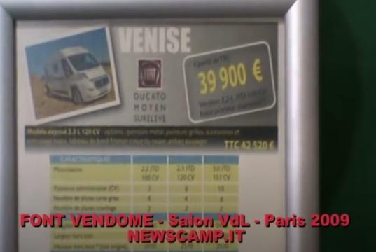 Font Vendome Venise 2010 avete notizie?