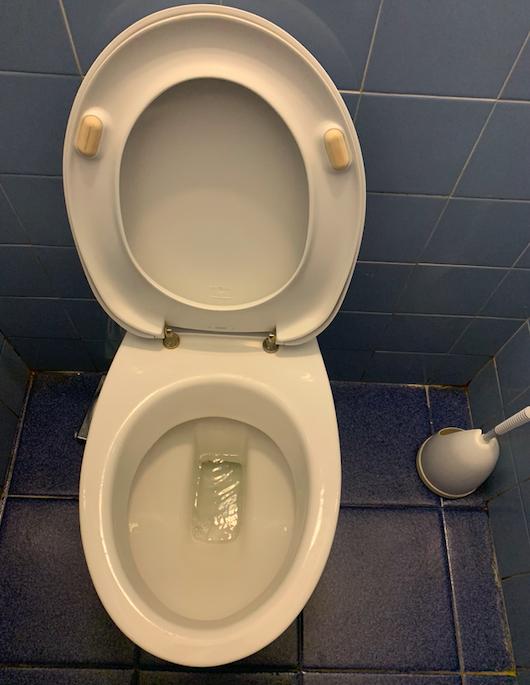 Salone del Camper 2020 toilette