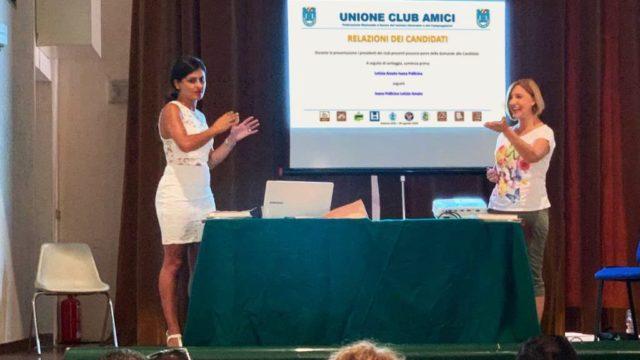 Unione Club Amici la Sicilia riparte con la forza delle donne
