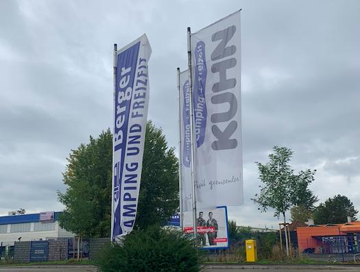 Kuhn concessionario camper e caravan a Offenburg