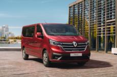 in arrivo i nuovi Renault Trafic Passenger e Spaceclass
