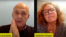 """Stefania Presidente di Tanta Strada in Camper Club il 6 Novembre a """"dopo il TG"""""""