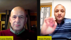 "Mercoledì 11 Novembre a ""dopo il TG"" Enzo Puma"