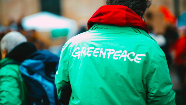 Greenpeace ha scelto Acquatravel