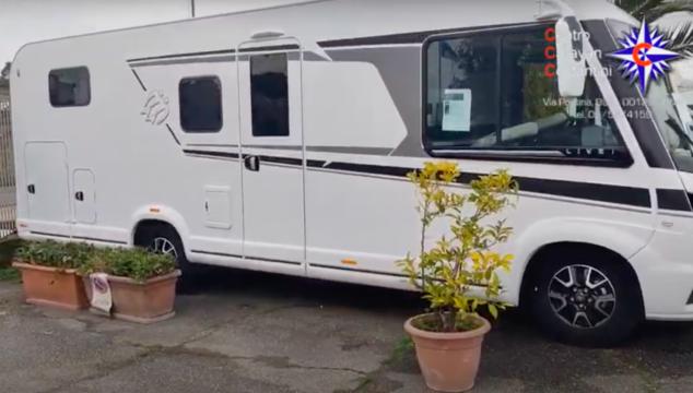 Centro Caravan Costantini e Knaus Live I 700 MEG il video