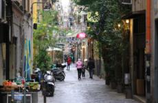 Quartieri Spagnoli tra colori e sapori Insolita Guida Sabato 6 Febbraio