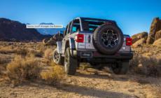 """Jeep Wrangler 4xe """"First Edition"""" al via gli ordini"""