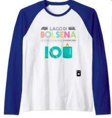 Incontro Casuale lago di Bolsena magliette celebrative
