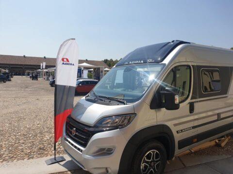 ADRIA Mobil e ADRIA Italia al Mobility Hub
