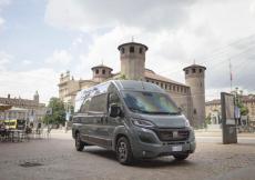 Nuovo Fiat Ducato 2021 svelato alla stampa