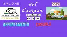 Amici di Luca Stella ci vediamo al Salone del Camper?