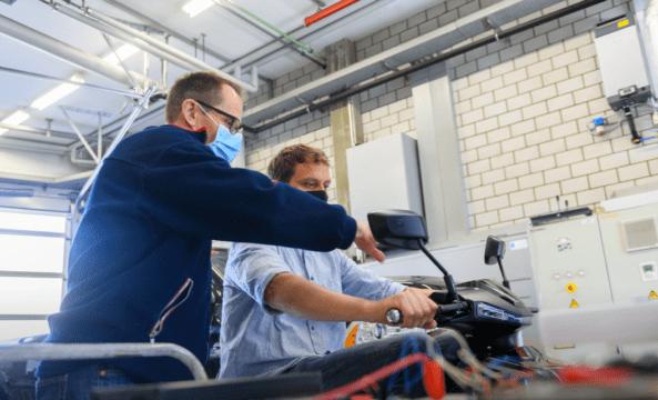 Scooter elettrici il TCS ha fatto un test su alcuni modelli