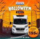 Grosso Vacanze Halloween noleggio camper con sconti fino a 155 euro