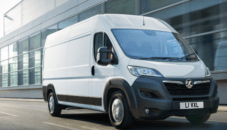 Vauxall Movano un furgone con un viso conosciuto