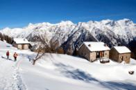 Canton Ticino sulla neve