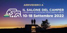 Il Salone del Camper arrivederci all'edizione 2022